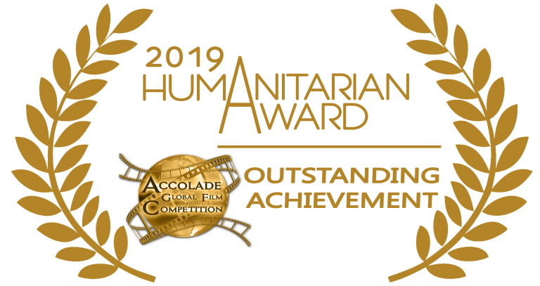 Accolade Global Film Competition 2019 Humanitarian Awards - Outstanding Achievement
