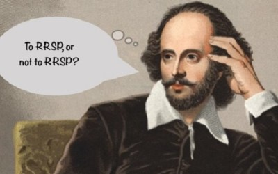 To RRSP or not to RRSP
