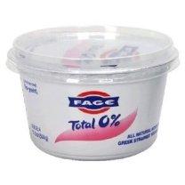 FAGE YOGURT GREEK TOTAL 0% PLAIN 17.6 OZ PACK OF 3