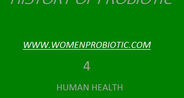 history-of-probiotic