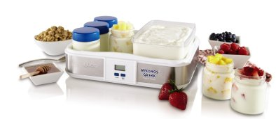 Oster CKSTYM1012 Mykonos Greek Digital Yogurt Maker