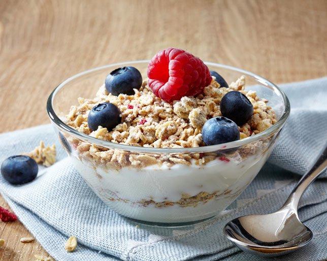 Yogurt Helps You To Feel Fuller