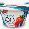 Yoplait 100 Calorie Vanilla Greek Yogurt, 5.3 Ounce -- 12 per case