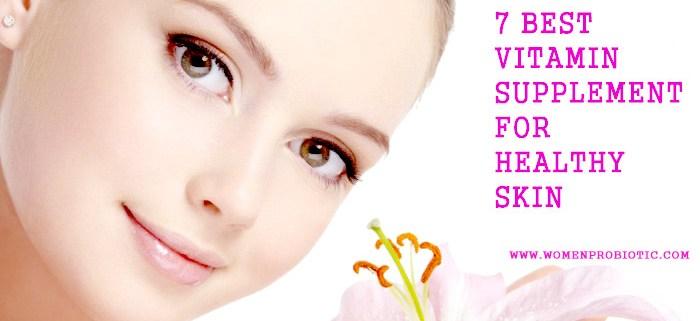 vitamin for skin