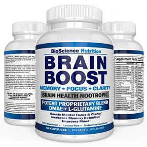 10 Best Nootropic Supplements For Brain Health Boost Your Memory 2019