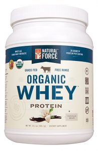 best organic whey protein powder