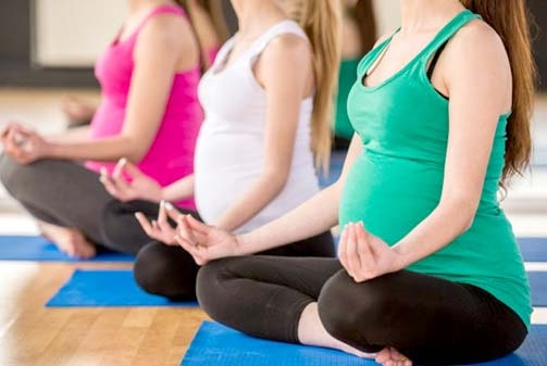 Amazing Benefits of Prenatal Yoga