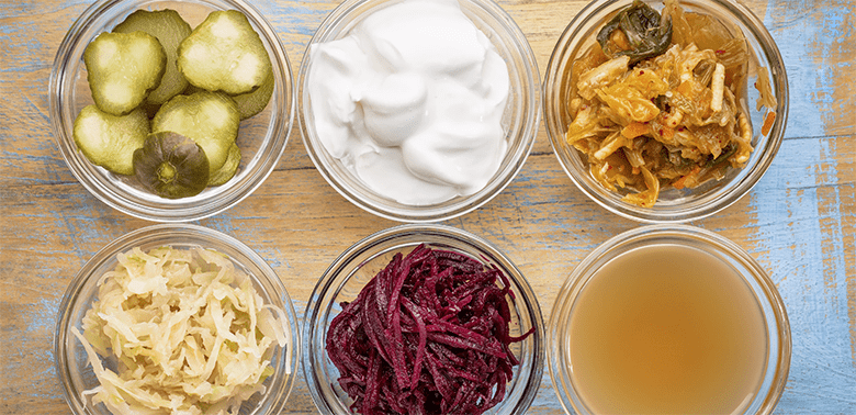 Amazing Health Benefits of Probiotics foods