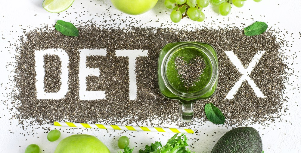 Detox your body - Fit4you Delivery