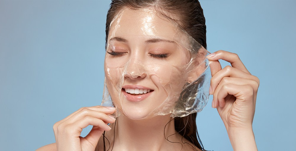 DIY peel off face mask | Women's Best Blog
