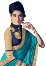0033121_cyan-and-violet-fancy-fabric-and-coated-georgette-sari