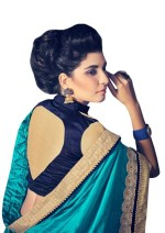 0033122_cyan-and-violet-fancy-fabric-and-coated-georgette-sari