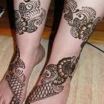mehandi designs for bridal