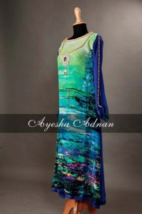Ayesha Adnan New Winter Arrivals 2013 for Women 4
