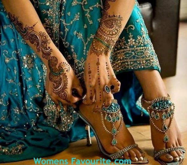 Pics Of Mehndi Designs For Hands