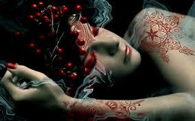 Henna Tattoos wallpaper