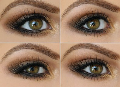 Brown Eyeshadow 5