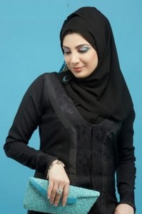 Islamic Abaya Dresses Designs 2013-2014