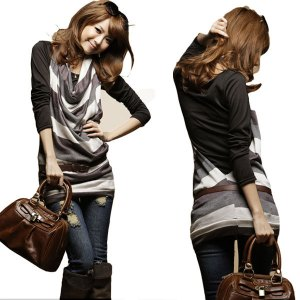 Stylish Women's long Sleeve T Shirts:
