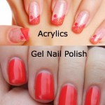 Acrylic Nails vs. Gel Nails A