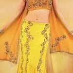 MEHNDI CLOTHES | DRESS FOR MEHNDI