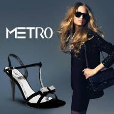 Latest metro shoes styles for women's