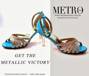 Metro shoes for women 2013-2014