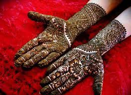 Rajasthani Bridal Mehndi Designs : Rajasthani bridal mehndi design for hands
