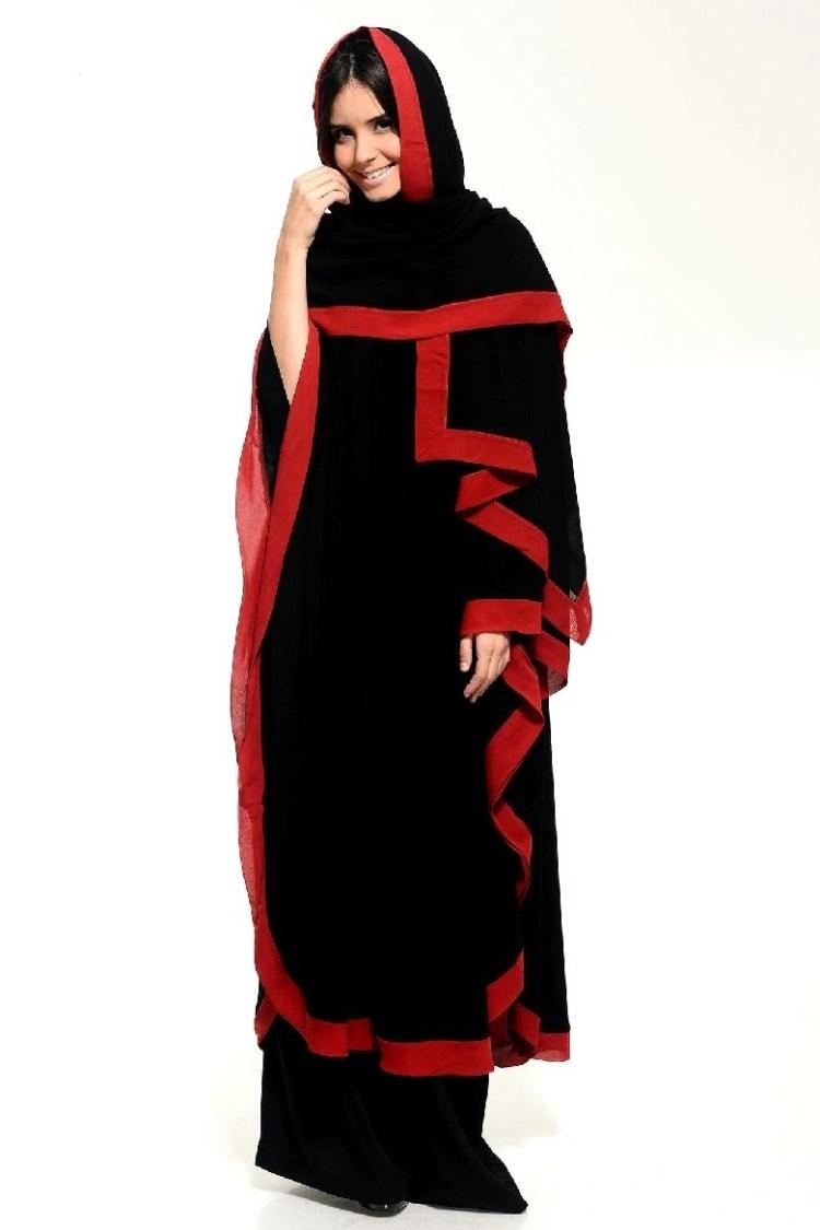 Abaya's Trends Nowadays 00