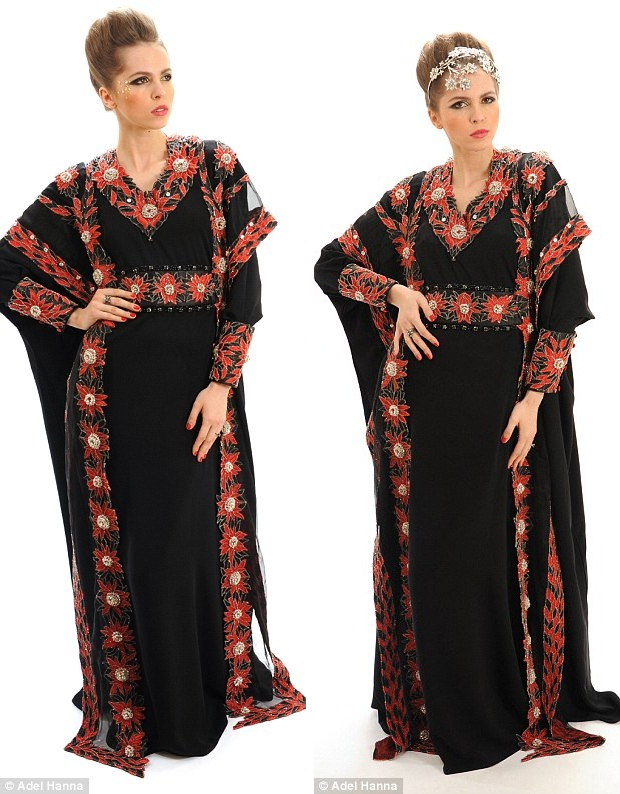Mesmerizing Abaya Designs for Young Girls