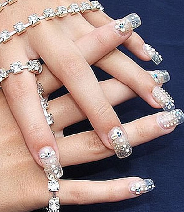 Image Of Fake Nail Design Ideas