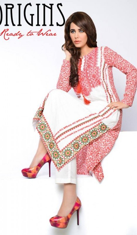 Summer Collection 2014, Origins Lawn collection 2014-2015