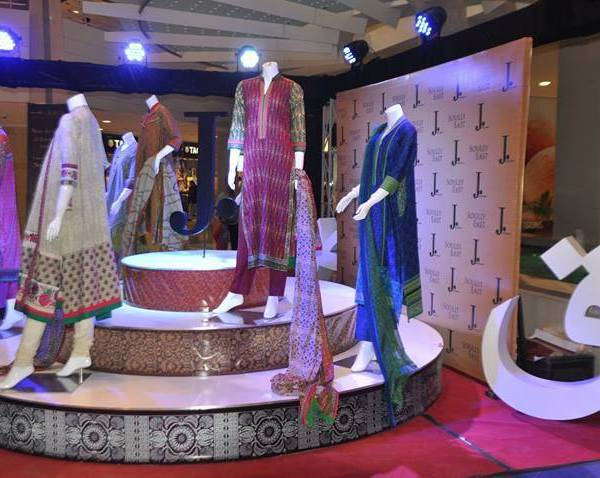 2014 Lawn collection, J.Junaid Jamshed Women Summer Lawn Collection 2014