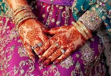 eid glitter mehndi deisgns, mehndi designs for wedding