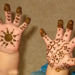 Adorable Kids Mehndi Designs To Enhance Their Cuteness