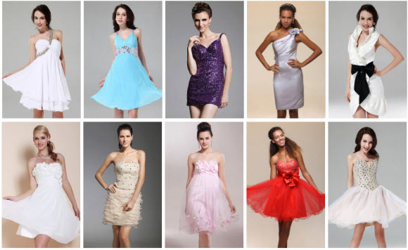 party dresses for women, girls party dresses