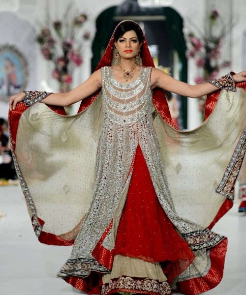 Pakistani Bridal Wear, pakistani wedding dresses pictures