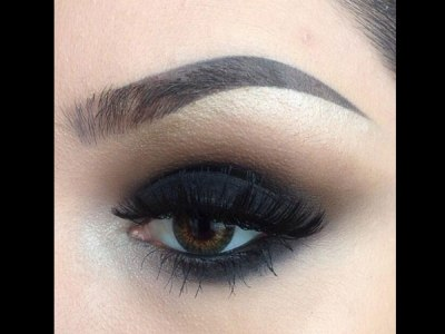 brown eye makeup, how to do cat eye makeup