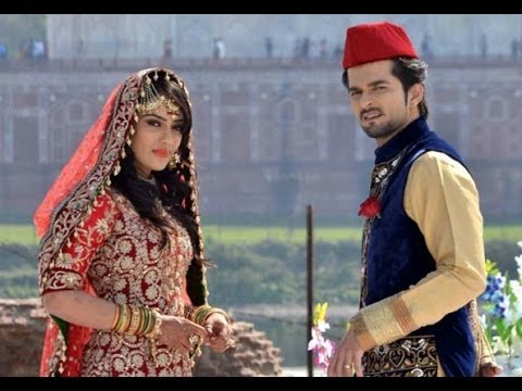 Zoya and Asad Taj Mahal Wedding,Qubool Hai Zoya And Asad Taj Mahal Wedding