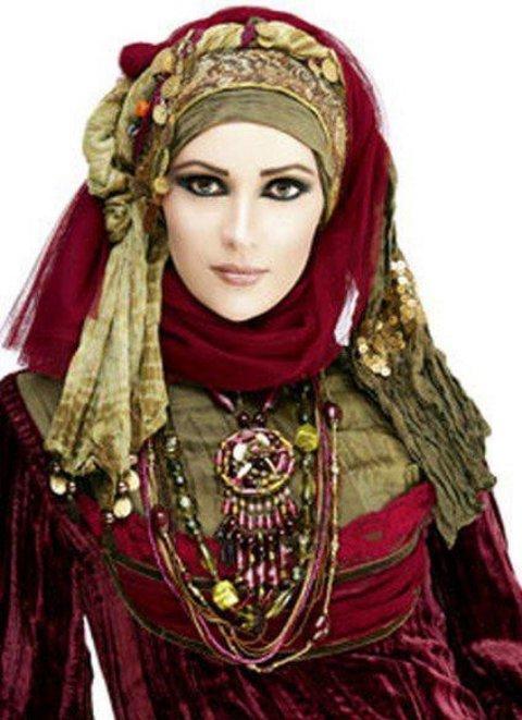 Hijab Fashion 513