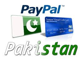 Pay Pal in Pakistan