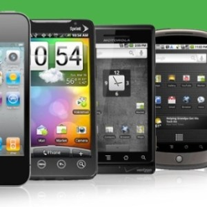 top five smartphones in the world, top five phones in the world