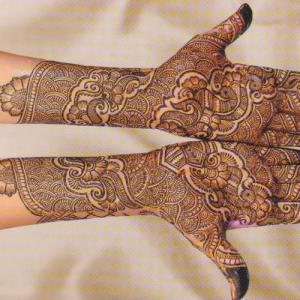 bridal mehndi designs for hands, simple mehndi designs for hands