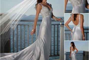 sexy wedding gowns, wedding dresses to wear on the beach
