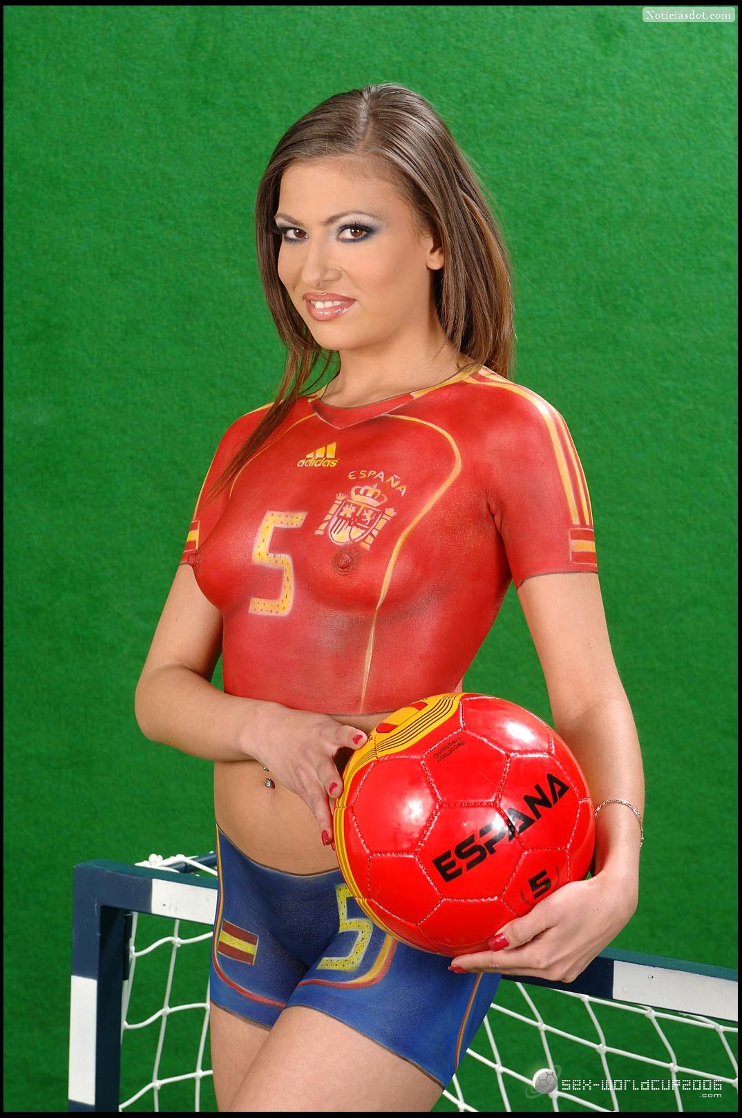Worldcup Bodypaint Images Wallpaper And Free Download