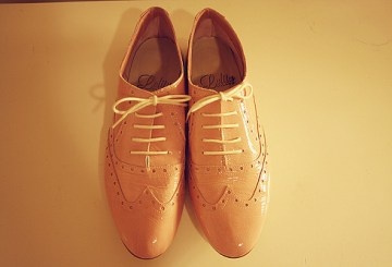 vintage designer shoes, retro vintage or fashion stuff
