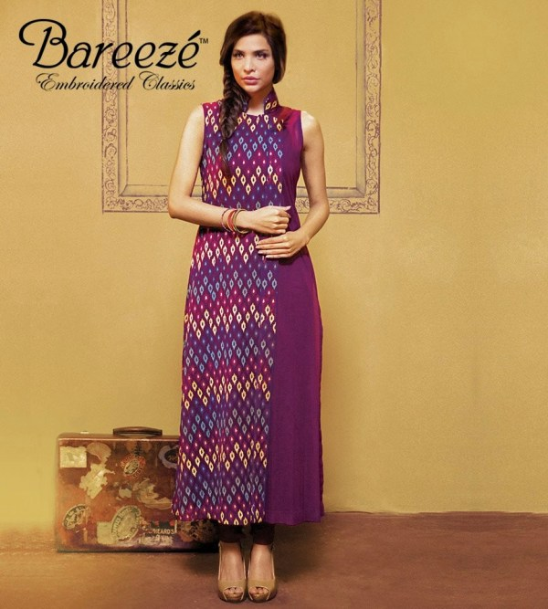 Latest Lawn Collection By Bareeze- A Collection To Fall For