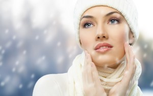 Protect your skin against harsh weather