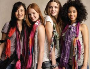 Go Modern with Scarfs