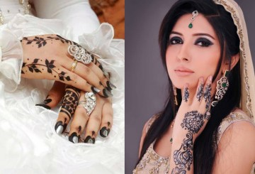 Nice Mehndi Designs for Young Girls